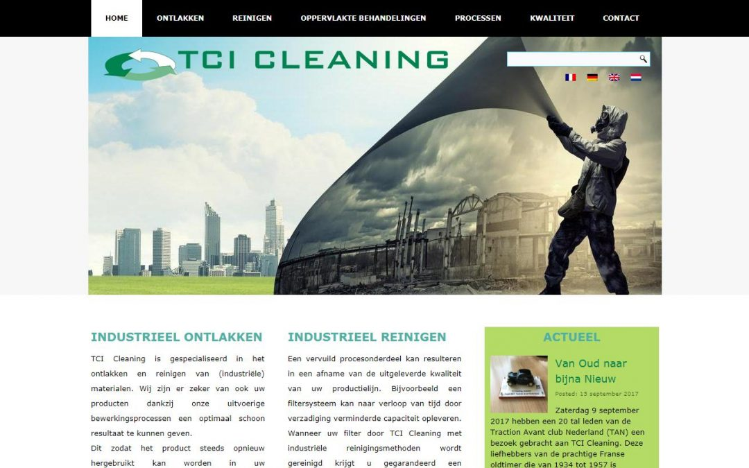TCI-Cleaning